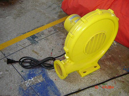 Cold Air Blower