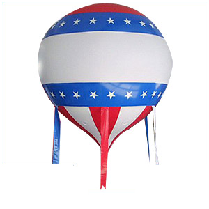 10 Foot Advertisement Balloon